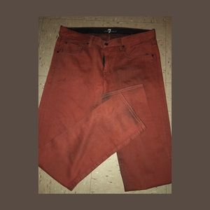 7 for All Mankind Jeans 34